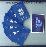 Tarjetas educativas el 100% plásticas atractivas Yh20 de 0.30m m
