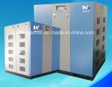 Compresor de aire sin aceite del desfile de la fuente de la corriente ALTERNA del estilo de la lubricación