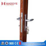 Алюминиевая передвижная дверь складчатости для декоративного материала