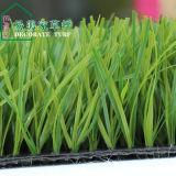 Bi-Kleur Groene Rubber+Sand Infills van /55mm/ van de voetbal/de Synthetische van het Gras Futsal