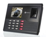 Биометрическое устройство записи посещаемости времени фингерпринта с свободно Sdk