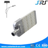 IP67 50W 100W 150W Outdoor Solar LED Street Light, ce aprovado Brideglux COB SMD LED Light 3 anos de garantia