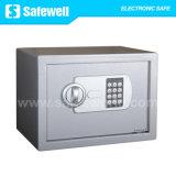 Коробка пользы домашнего офиса Safewell 25EL электронная безопасная