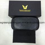Caja de las gafas de sol del OEM (paño, bolsa, caja del metal, rectángulo de papel) (SS7)