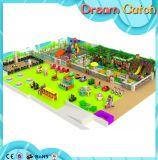 Спортивная площадка мягких игрушек крытая для спортивной площадки малышей пластичной продавая деталь