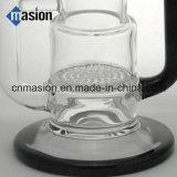 Tubo di acqua di vetro di Perc del pettine del miele (BY001)