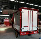 2015 motocicli Vending delle tre rotelle con i carrelli dell'alimento