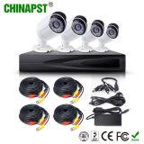 Cámara de CCTV DVR de la visión nocturna de la bala de 2MP 1080P (PST-AHDK04CH)