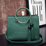 Le nuove donne d'avanguardia dei sacchetti delle borse del progettista del hardware del cerchio di modo con l'OEM delle nappe liberano il marchio Sy8132 di marca