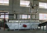 Secadora de fluido horizontal de vibração contínua