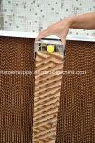 Almofada refrigerar evaporativo da exploração avícola refrigerar de água