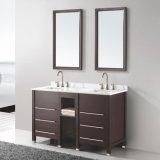 gabinete de banheiro da madeira compensada de 16mm com bacia