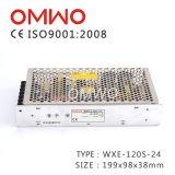 Approvisionnement de puissance de sortie à sortie unique du pouvoir Supply/120W 18V 6A du transformateur Wxe-120s-18