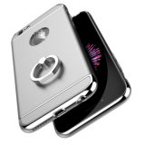3 in 1 cassa placcante del PC per il iPhone 6s