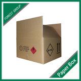 Картонная коробка фабрики изготовленный на заказ сверхмощная для упаковывать Axle