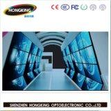 El vídeo de interior firma P2.5 el alquiler LED que hace publicidad de la muestra