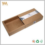 Contenitore di regalo impaccante del cassetto della carta kraft