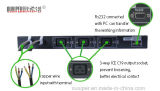 Commutateur automatique d'intérieur commercial de transfert de Lsts-25A 120VAC pour le double bloc d'alimentation