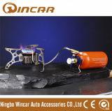 Multi bruciatore di campeggio resistente a temperatura elevata dell'acciaio inossidabile gas/del petrolio da Ningbo Wincar
