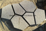 Pavimentadora agrietada del hielo hecha por Rust Stone