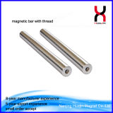 Aimant en néodyme à barres Matériau magnétique à forte puissance