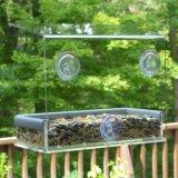 Acrylmontierungs-Vogel-Zufuhr-Fenster-wilde Vogel-Zufuhr