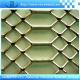 Rete metallica ampliata con il rapporto dello SGS