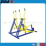 Addestratore trasversale ellittico della strumentazione esterna di forma fisica (doppio)