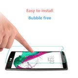 téléphone mobile en verre 9h Tempered de 2.5D 0.33mm pour l'atterrisseur G4
