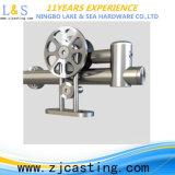 納屋の大戸のハードウェア(LS-SDU 6512)を滑らせるステンレス鋼