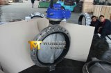 Válvula de borboleta Multi-Standard Dn700 da bolacha do aço inoxidável