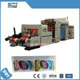 Heiße Folien-Aushaumaschine für Kennsätze