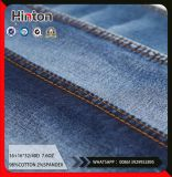 16s saia   tessuto 8oz &#160 del denim di 98%Cotton 2%Spandex; Color&#160 scuro;