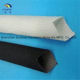Manicotto Braided a temperatura elevata e termoresistente della vetroresina