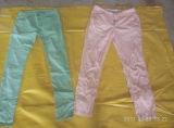 Leistungsfähige schöne Dame-lange Hosen-weibliche Gebrauchtkleidung-heißer Verkauf in Europa Dänemark