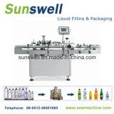 PVC retráctil, BOPP Hot Melt pegamento, papel auto-adhesivo de la máquina de etiquetado