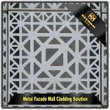 Feuilles en aluminium de revêtement de panneaux préfabriqués décoratifs extérieurs