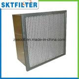 Фильтр сепаратора HEPA с рамкой нержавеющей стали