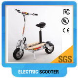 Scooter électrique pliable sans frottoir du moteur 2000W de prix bas