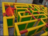 Gioco interattivo gonfiabile T9-603 del labirinto