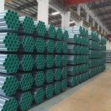 Tubo de acero galvanizado sumergido caliente de Dn15X1.4mm para el abastecimiento de agua