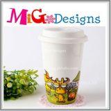 Il regalo di vendita superiore per il giorno della madre progetta le tazze per il cliente di ceramica