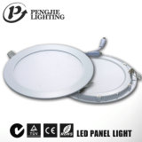 Luz del panel redonda caliente de la venta SMD2835 6W LED