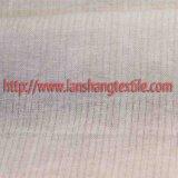 Il jacquard tinto ha stampato il tessuto di cotone per l'indumento del pannello esterno del cappotto di vestito dalla donna