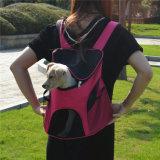 Saco de portador exterior do animal de estimação para o cão & o gato pequenos com parte dianteira da trouxa