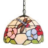 Lámpara de suelo de cristal de la cortina del color irregular Bl-499