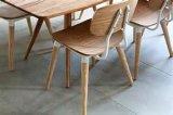 Muebles de madera modernos del diseño que cenan la silla de Copine