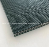 Factory Diret Sale Petrol Green PVC Snakeskin Polishing Conveyor Belt
