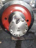 ドラム乾燥機のための供給のローラー