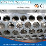 Triturador de tubulação de grande diâmetro / reciclável de tipo vertical de plástico